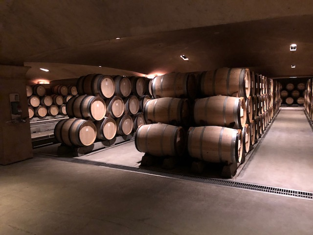 Barrel Room at Nickel & Nickel
